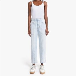 Mother The Springy Ankle Finale Jeans